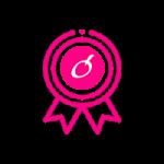 Premio a la Mejor Empresaria (Elena Fdez Pamos) de FEDETO (1997)